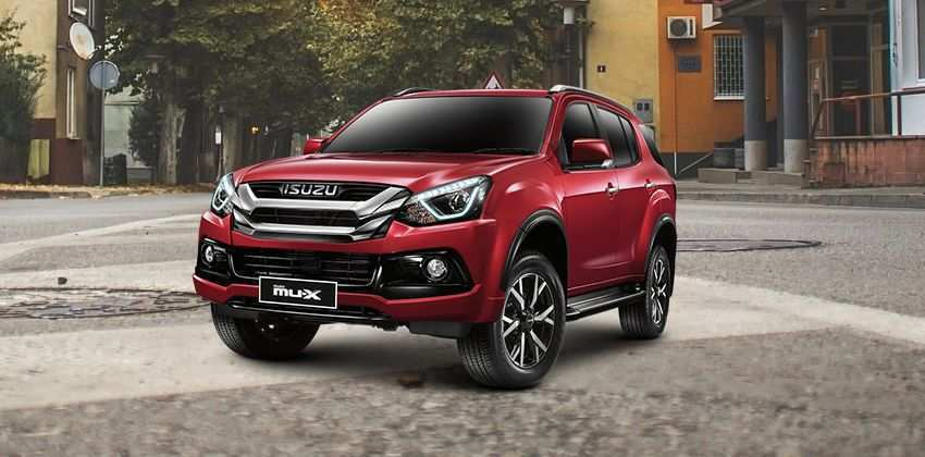 26 All New 2019 Isuzu Mu X Research New