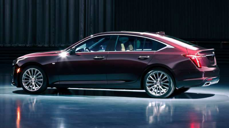 26 All New Cadillac New 2020 Picture