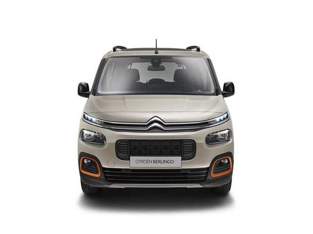 26 All New Citroen Berlingo 2020 Speed Test