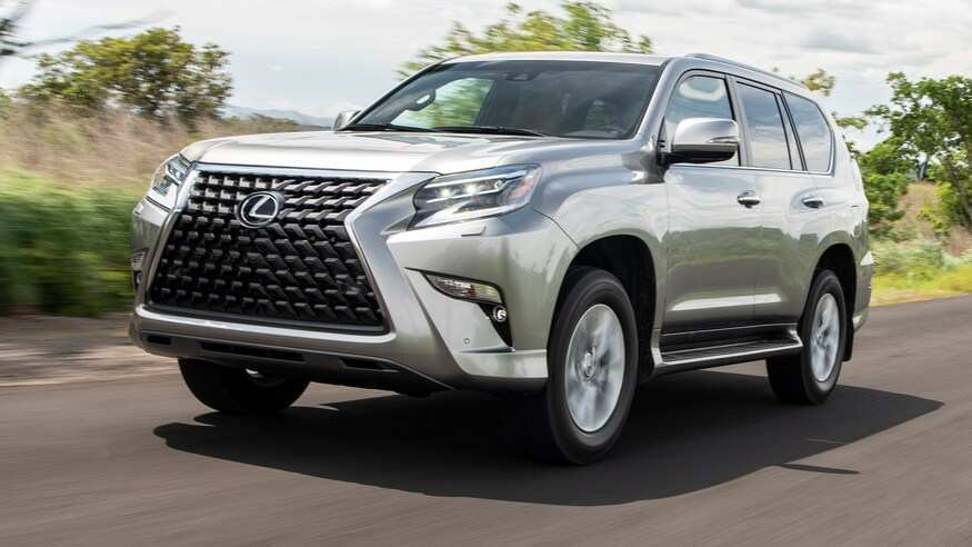 26 All New Lexus Gx Update 2020 Redesign Reviews