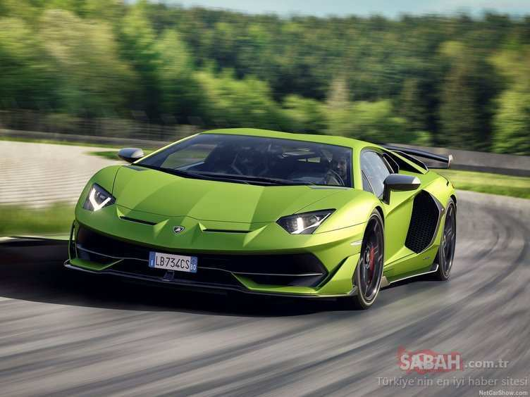 26 All New New 2019 Lamborghini Spy Shoot