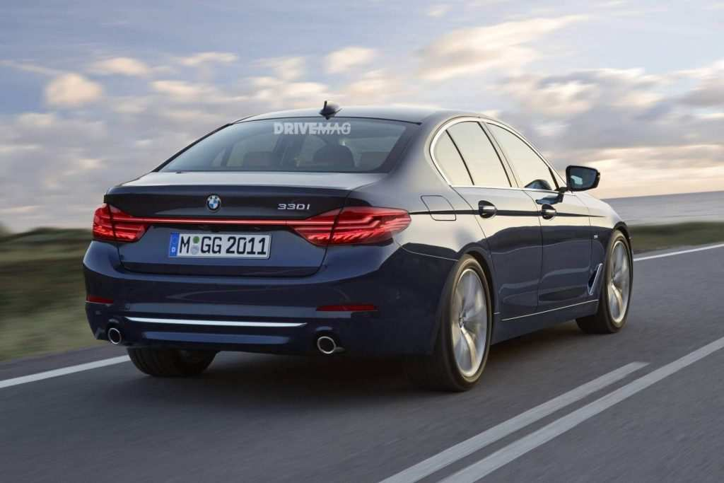 26 Best 2019 Bmw 5 Series Release Date Engine