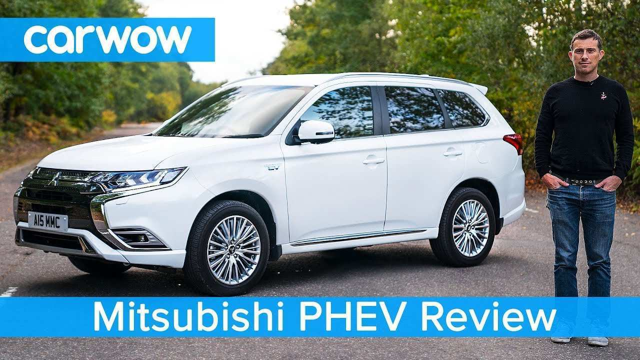 26 Best 2019 Mitsubishi Outlander Phev Review Configurations