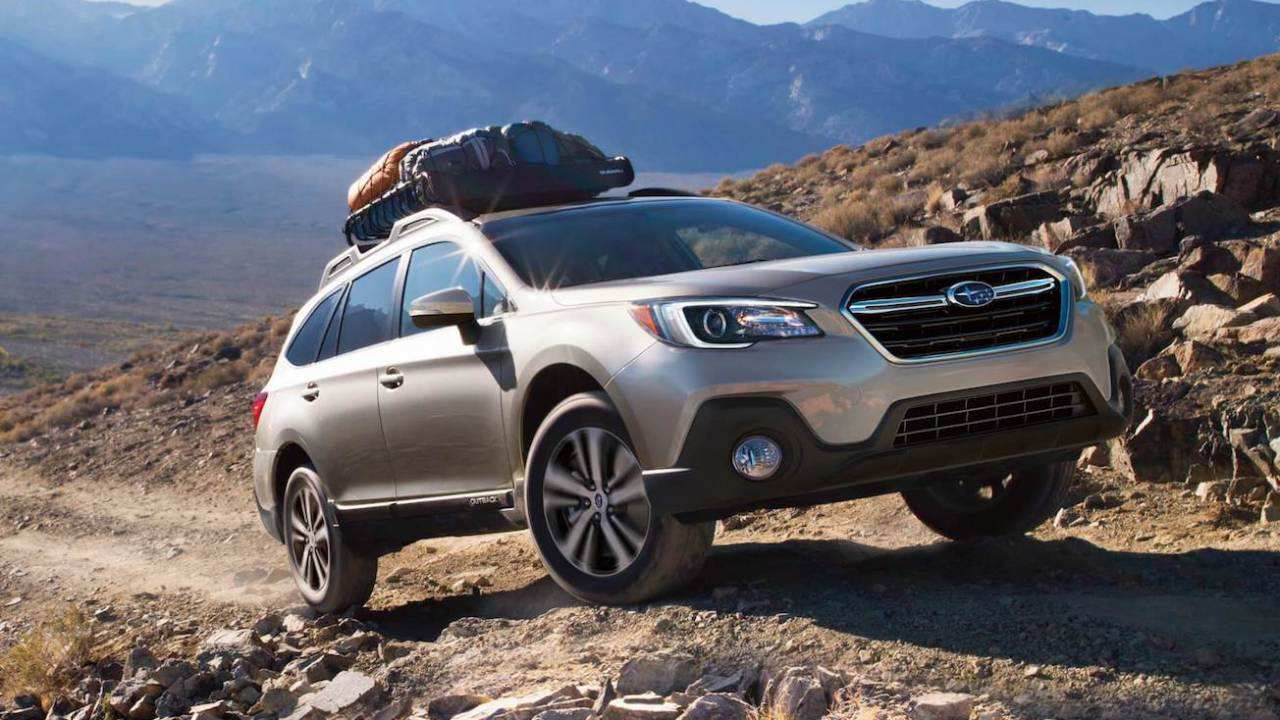 26 Best 2019 Subaru Outback Next Generation Release