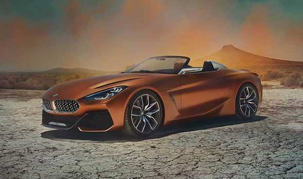 26 Best Bmw Z 2020 Redesign And Concept