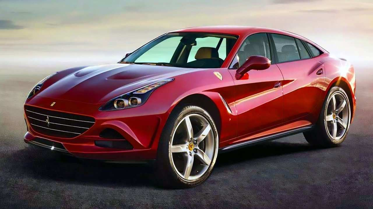 26 Best Ferrari Suv 2020 Model