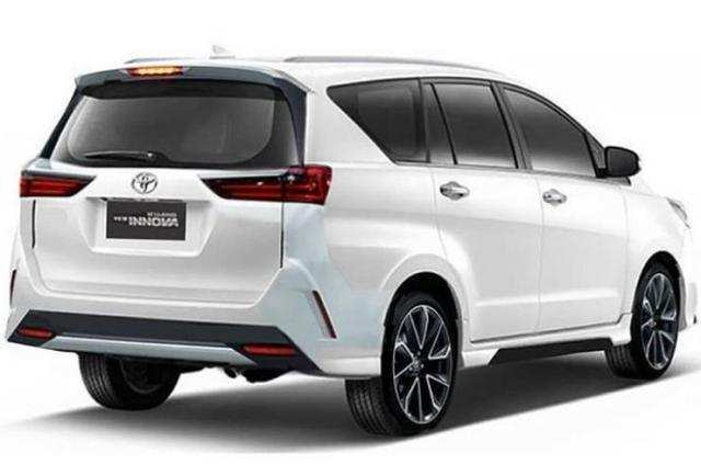 26 Best Toyota Innova Crysta Facelift 2020 Exterior And Interior