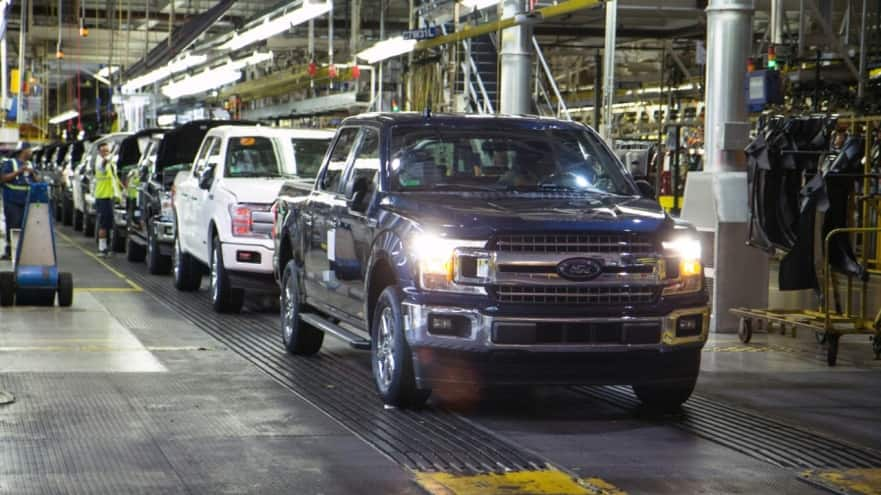 26 New 2019 Ford Production Schedule Redesign and Review