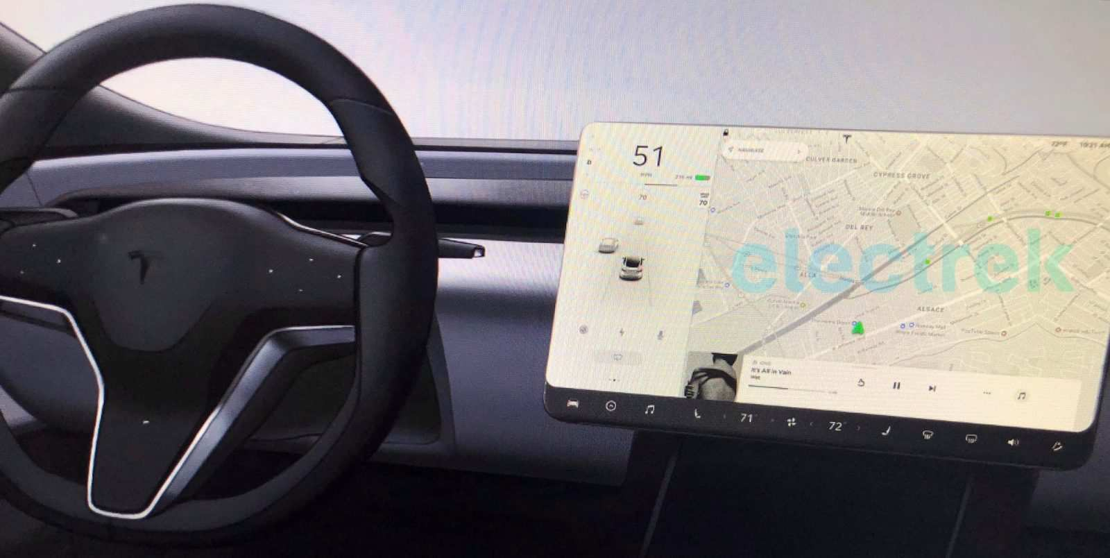 26 New 2019 Tesla Interior Review And Release Date