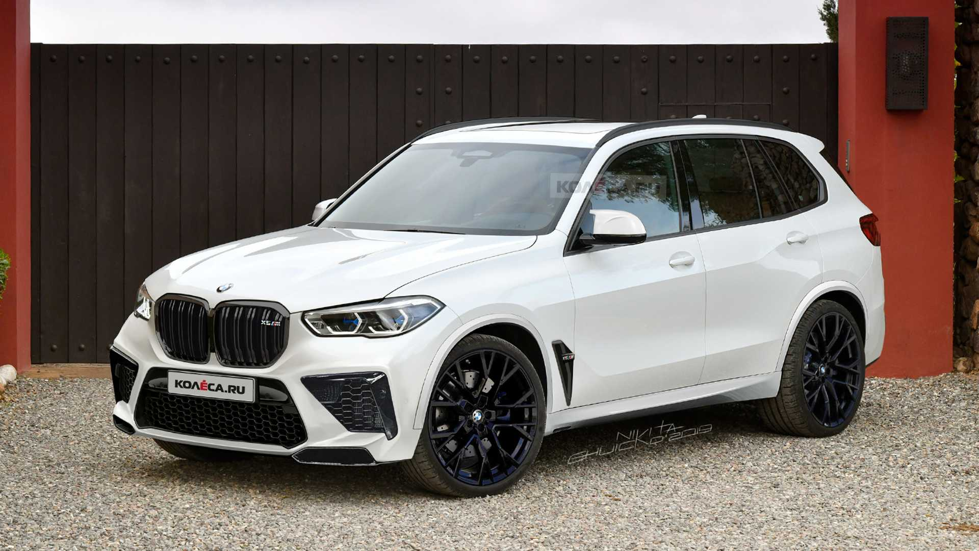 26 New Bmw X5M 2020 Reviews
