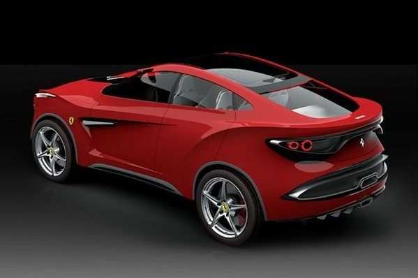26 New Ferrari Suv 2020 Review And Release Date