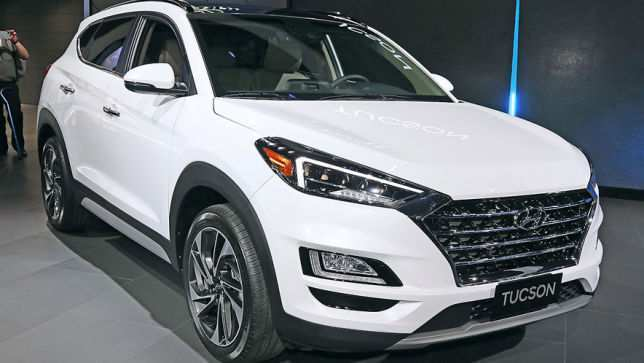 26 New Hyundai Tucson 2019 Facelift Review And Release Date