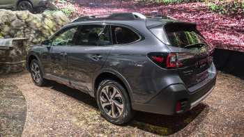 26 New Subaru Outback 2020 New York Review And Release Date