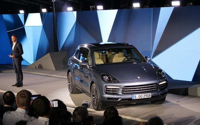 26 The 2019 Porsche Cayenne Specs Research New