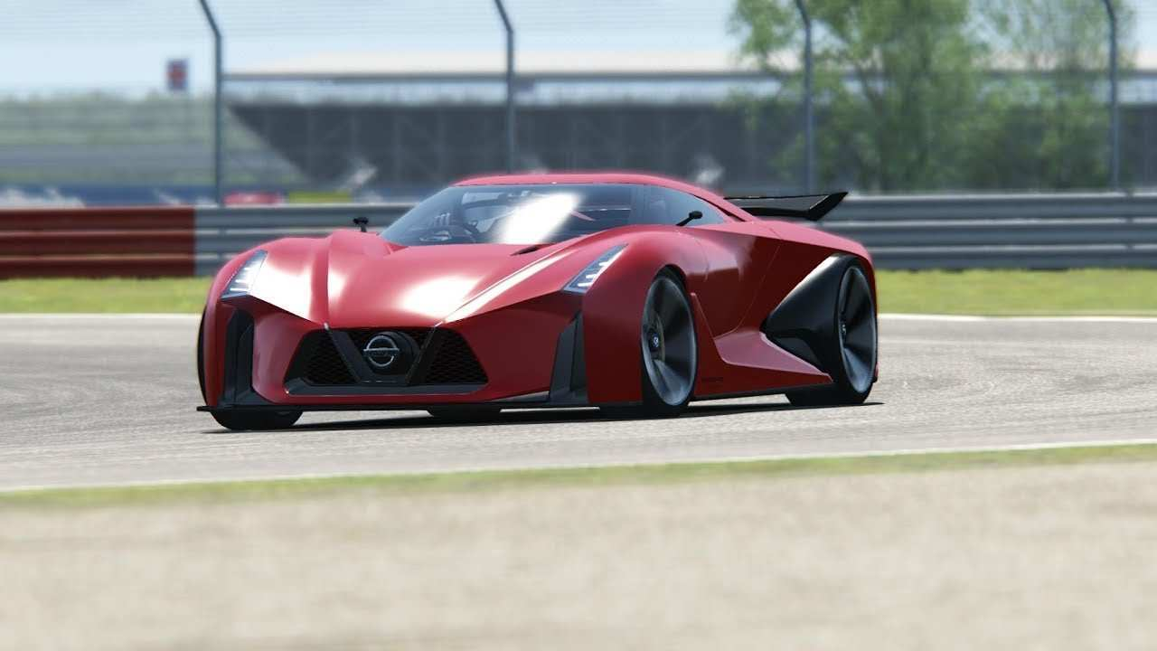 26 The 2020 Nissan Vision Gran Turismo Performance