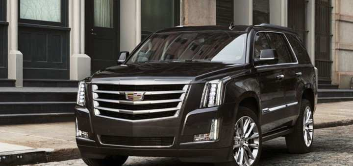 26 The Best 2020 Cadillac Escalade Reveal Release Date And Concept