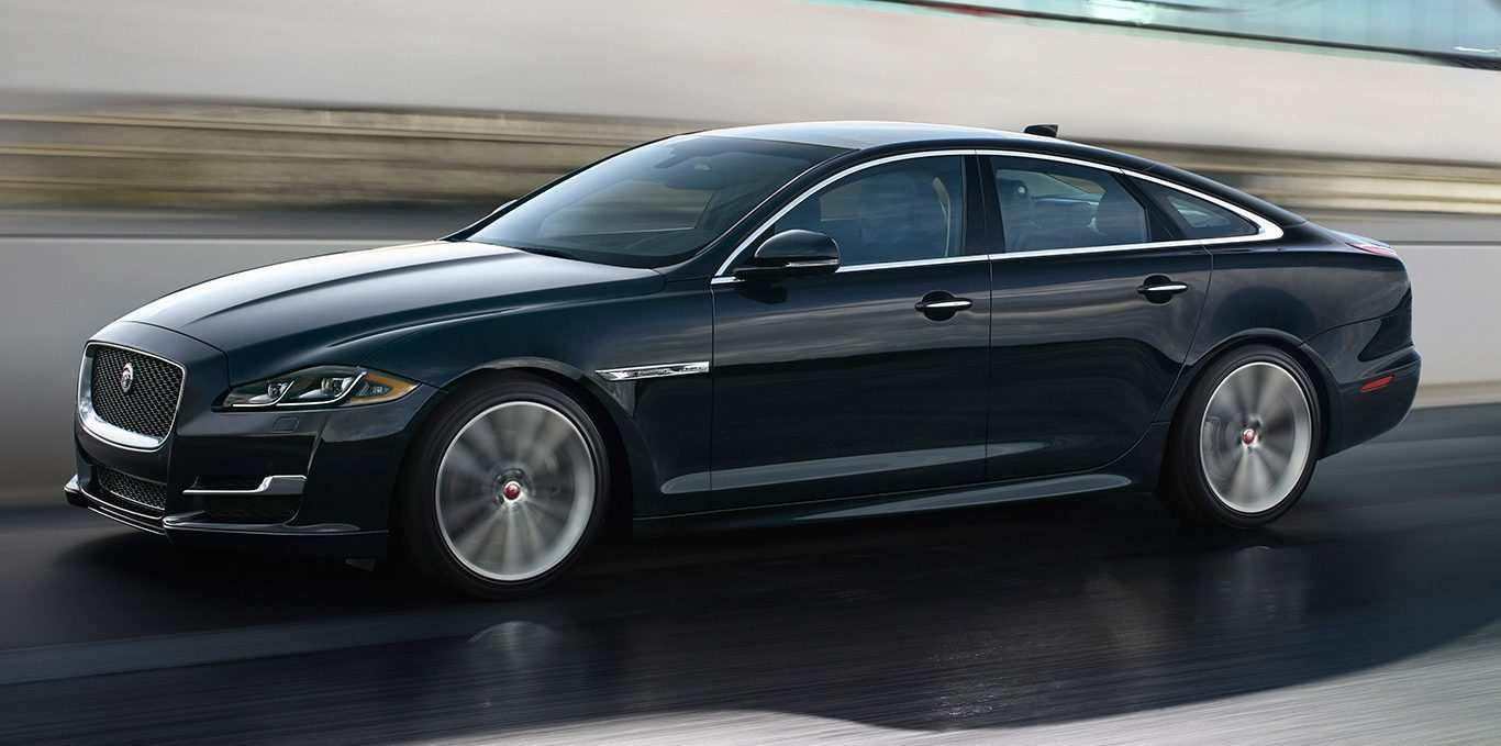 26 The Best 2020 Jaguar Xj Redesign New Concept