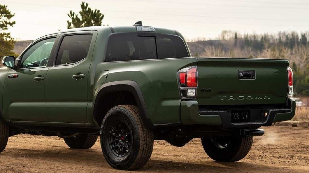 26 The Best 2020 Toyota Tundra Trd Pro Model