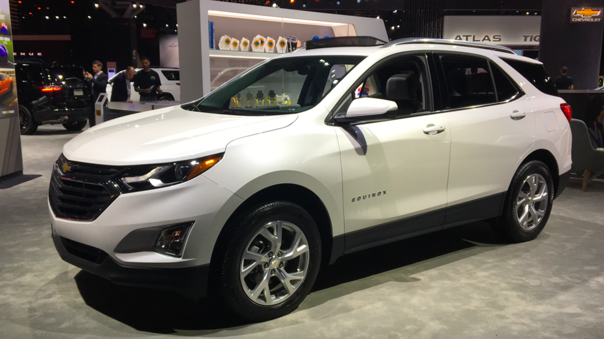 26 The Best Chevrolet Suv 2020 Reviews