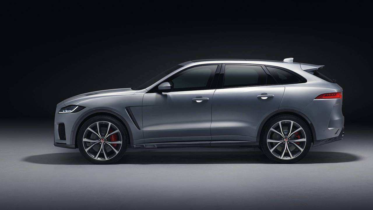 26 The Best Jaguar F Pace New Model 2020 Configurations