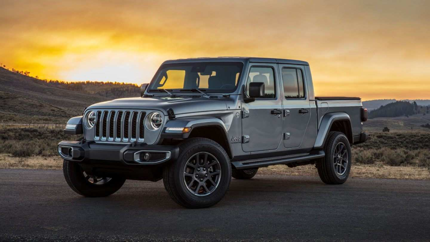 26 The Best Jeep Pickup Truck 2020 Redesign And Review