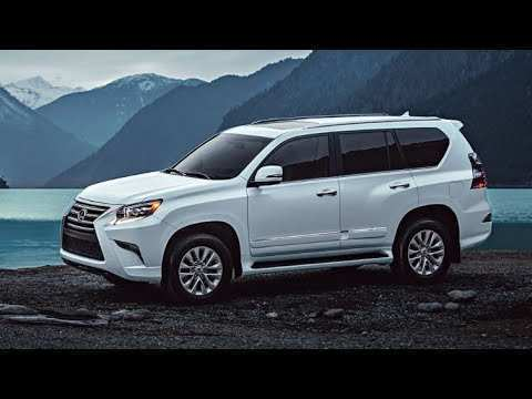 26 The Best Lexus Gx Update 2020 Redesign Specs And Review