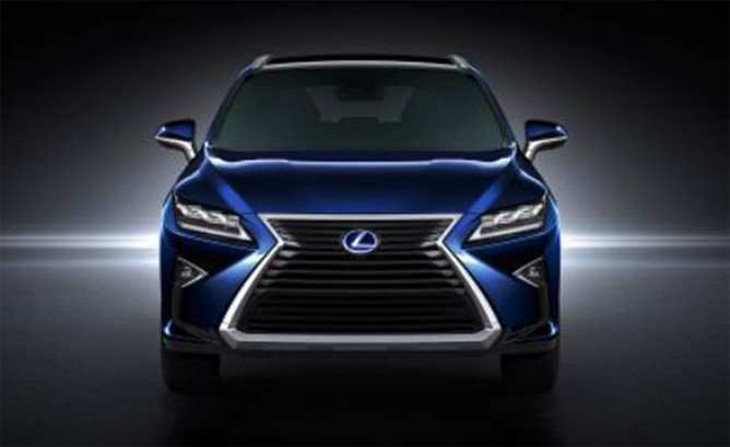 26 The Toyota Lexus 2020 Rumors
