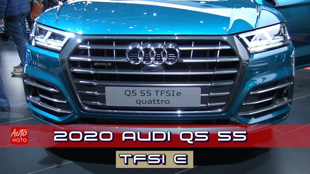 26 The When Will 2020 Audi Q5 Be Available Performance And New Engine