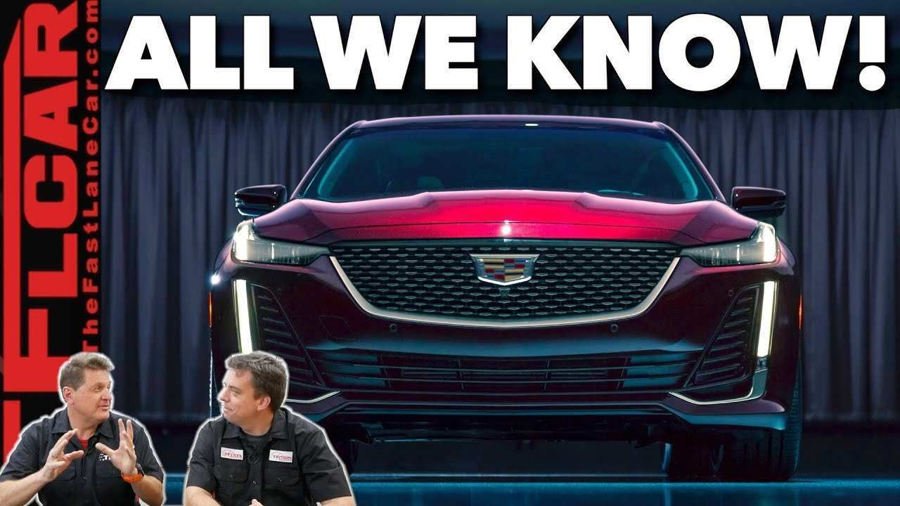 26 The Youtube 2020 Cadillac Ct5 Configurations