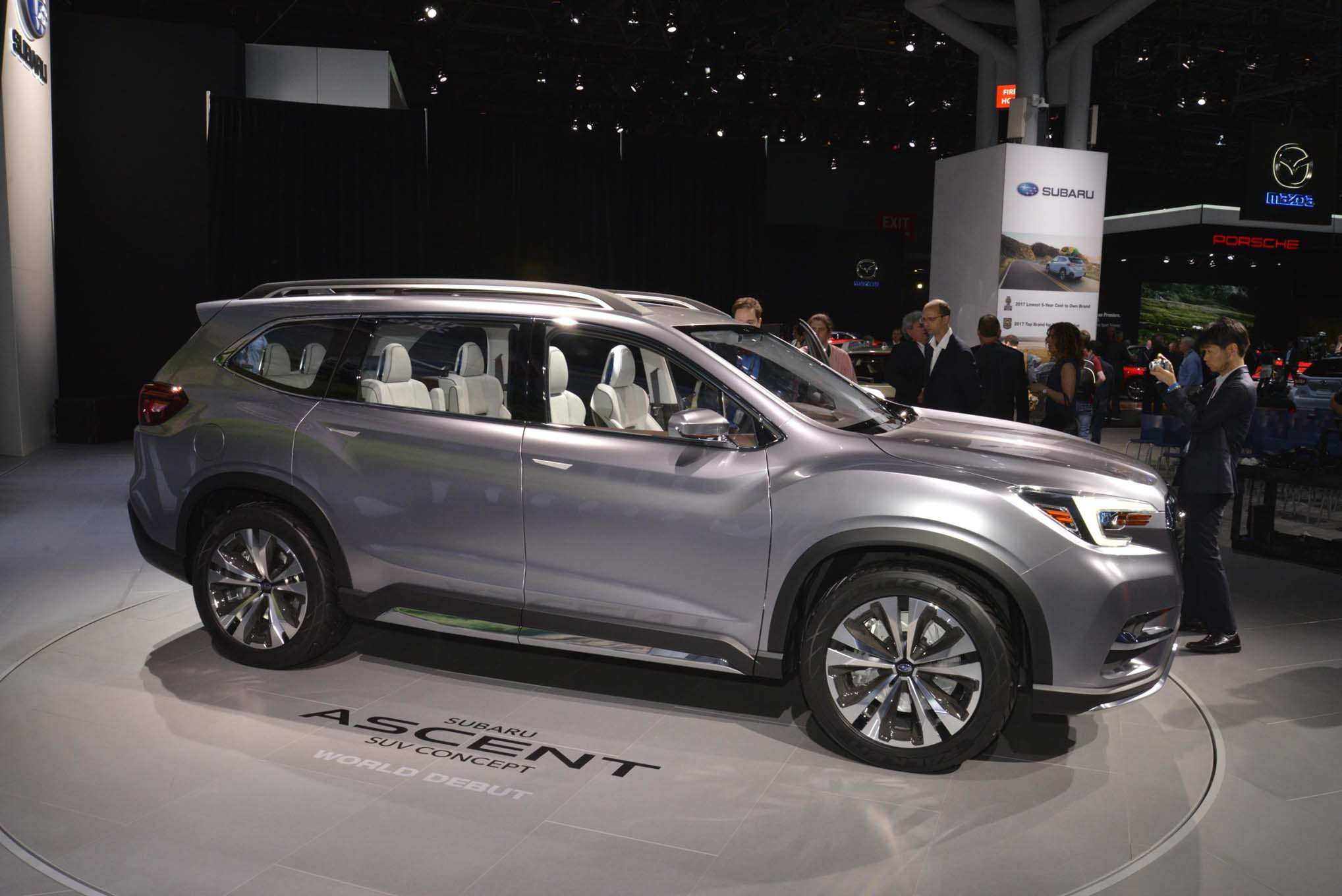 27 A 2019 Subaru Ascent Price Review And Release Date