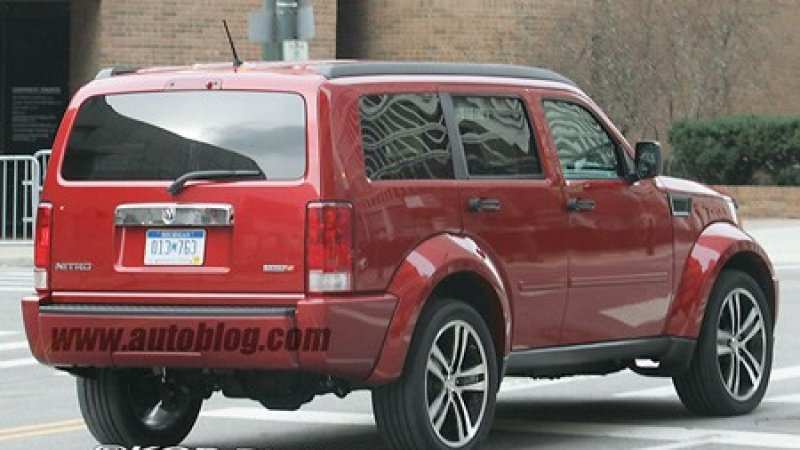 27 A 2020 Dodge Nitro Overview