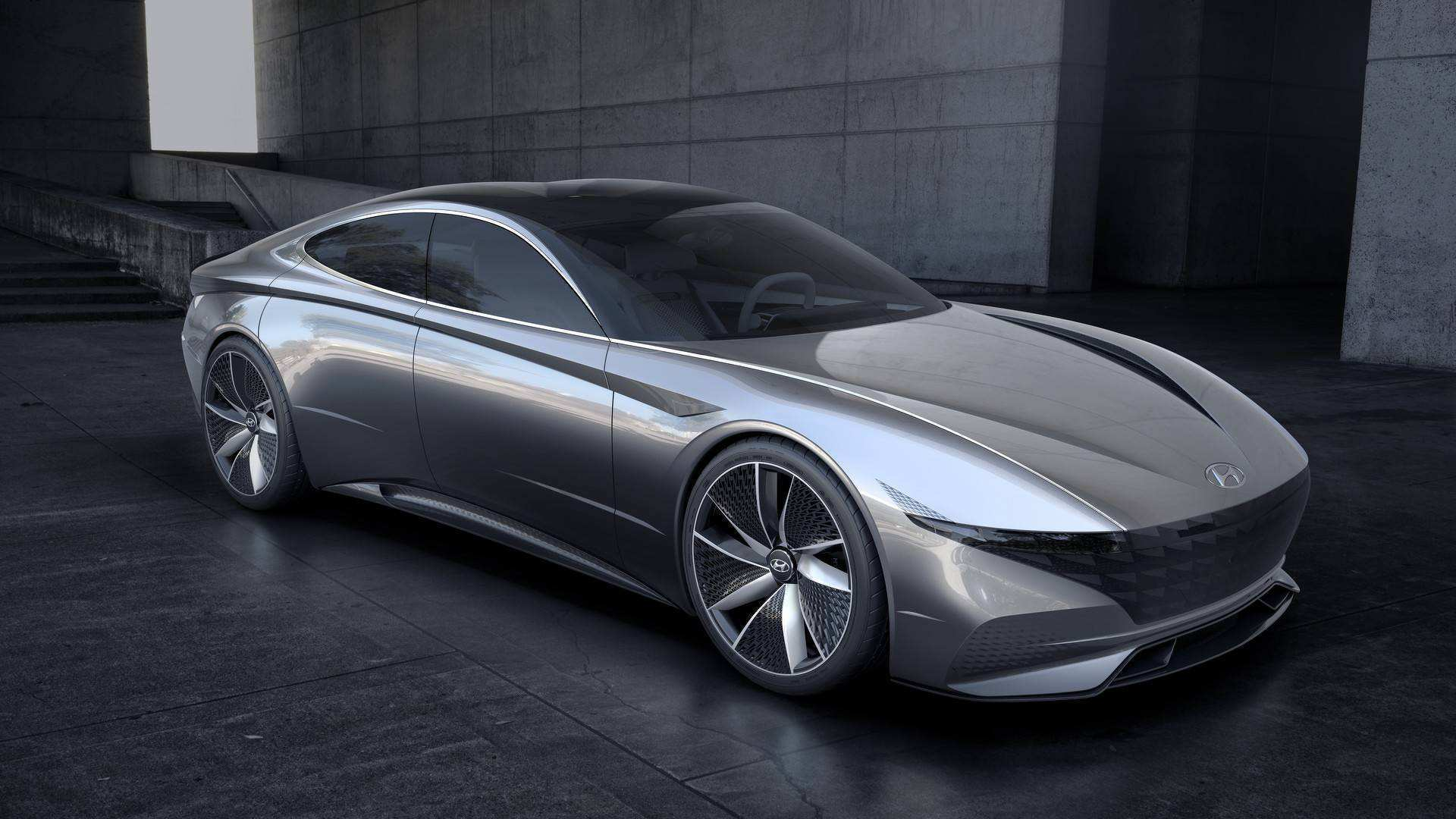 27 A Hyundai Concept 2020 New Model And Performance