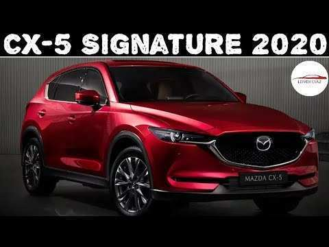 27 A Mazda Xc5 2020 Performance And New Engine