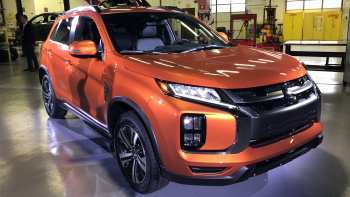 27 A Mitsubishi Phev Suv 2020 Pricing
