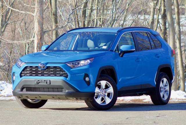 27 A Toyota Rav4 2020 Ratings