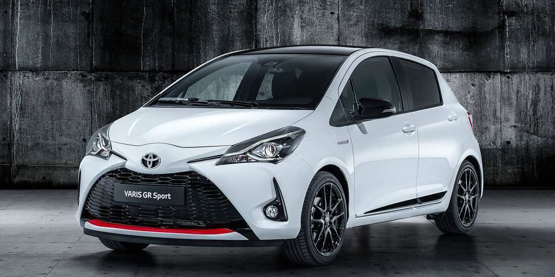 27 A Toyota Yaris 2020 Concept Concept And Review