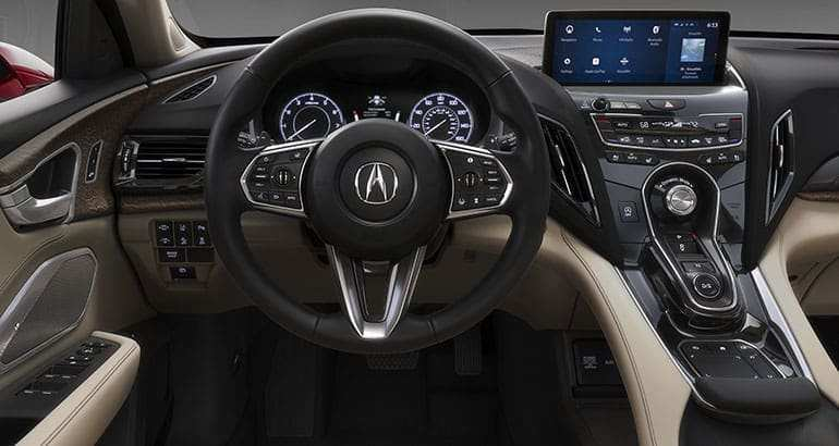 27 All New 2019 Acura Rdx Concept Review