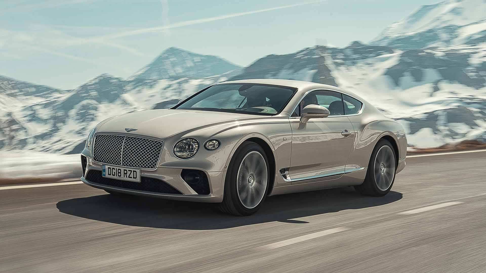 27 All New 2019 Bentley Gt Images