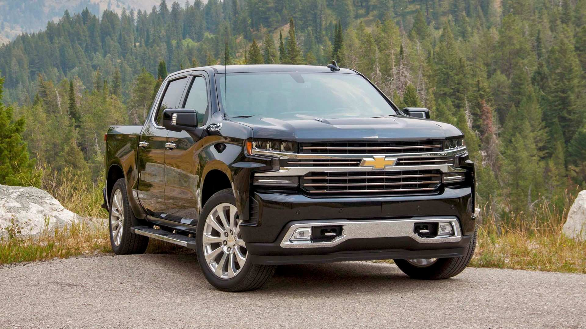 27 All New 2019 Chevrolet 1500 Redesign And Concept