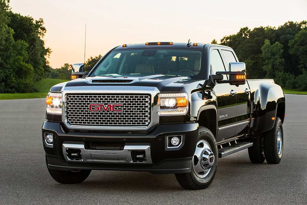 27 All New 2019 Gmc 3500 Dually Denali Spy Shoot