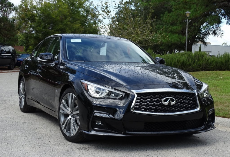 27 All New 2020 Infiniti Q50 Interior Configurations
