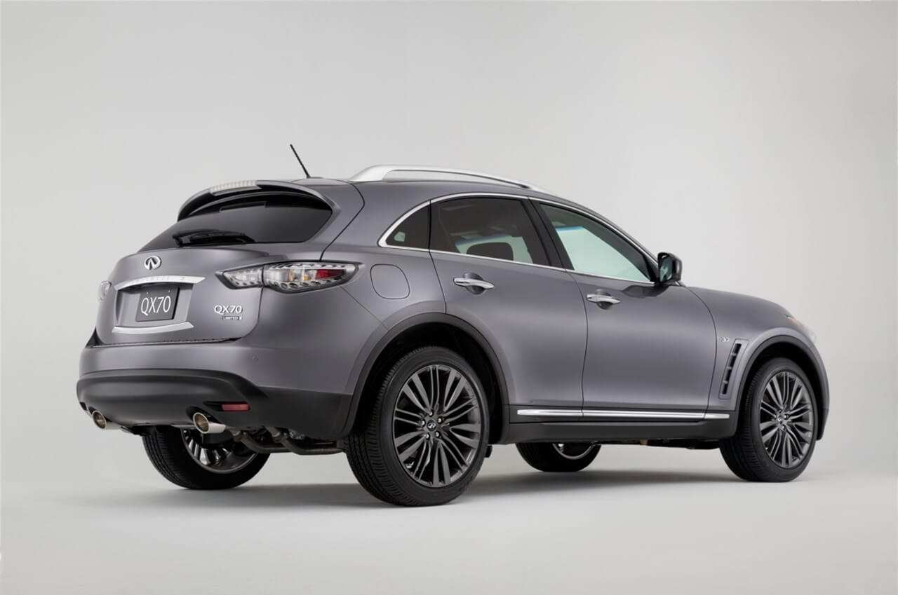 27 All New 2020 Infiniti Qx70 Redesign Concept And Review