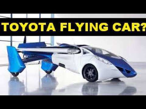 27 All New 2020 Toyota Flying Car Specs And Review