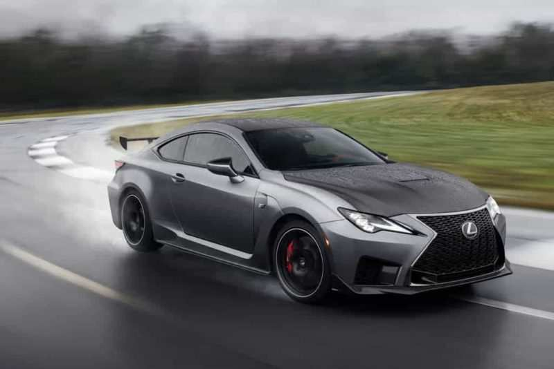 27 All New Lexus Gs F 2020 Ratings