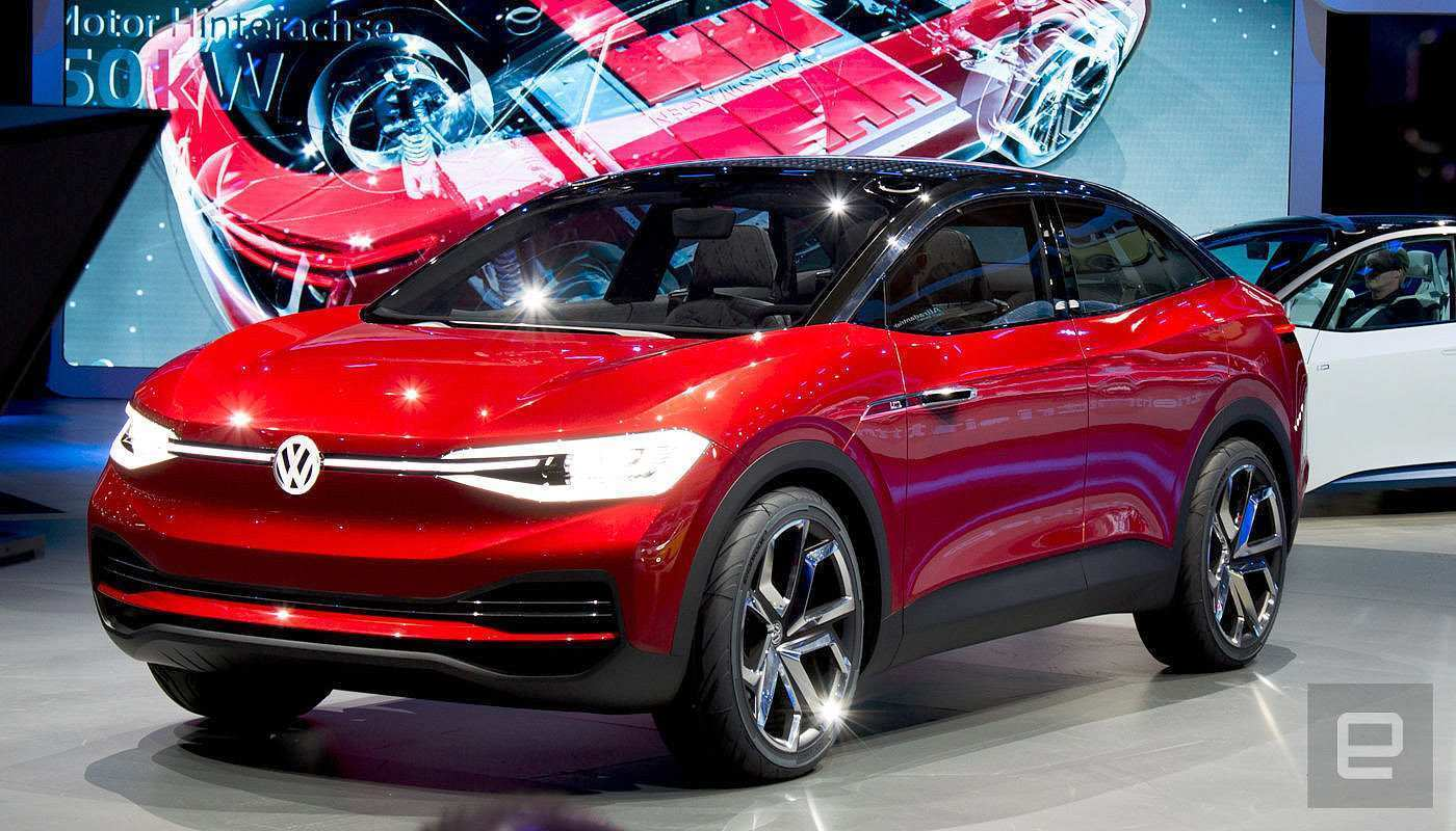 27 All New Volkswagen I D Crozz 2020 Performance And New Engine