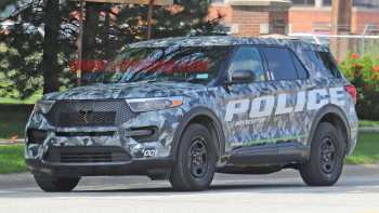 27 Best 2019 Ford Interceptor Suv Release Date And Concept
