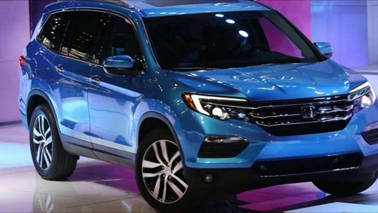 27 Best 2019 Honda Pilot News Photos
