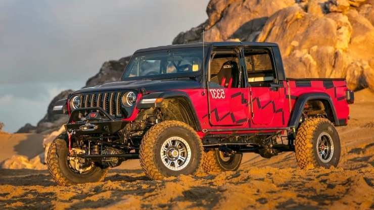 27 Best 2020 Jeep Gladiator King Of The Hammers Price