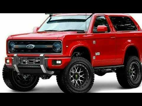 27 New 2020 Ford Bronco Lifted Performance