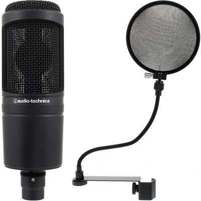 27 New Audio Technica At2020 Concept And Review